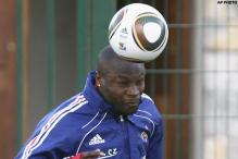 Gallas fit for France's final warm-up