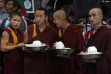 In pics: Dalai Lama turns 75