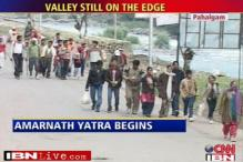 Amarnath Yatra on but Kashmir still tense