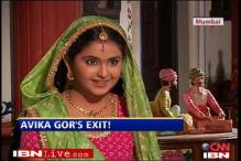 Avika of Balika Vadhu makes an exit