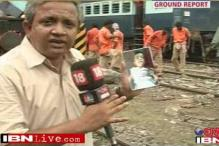 Child helpless, alone at Bengal train crash site