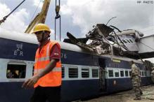 Officials won't deny sabotage caused train crash