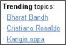 Bharat Bandh tops Twitter trending topics