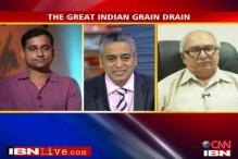 Grains rot in open: is it criminal negligence?