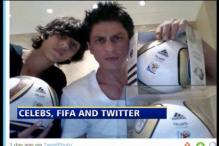 Celeb tweets their sentiments on WC