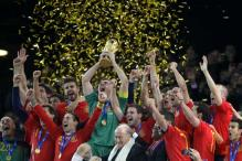 After WC title, Spain looks to 2018 bid