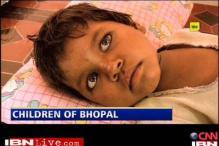Save Bhopal: Help 6-yr-old victim Meenakshi