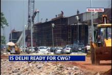 Delhi, still far from ready for CWG