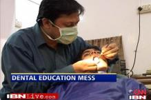 Scam taint: No new dental college for next 5 yrs