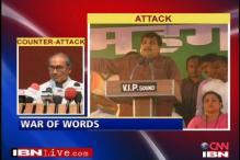 Your dad, my dad: Gadkari-Diggy war of words