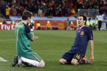 Iker Casillas: The winner of WC Golden Glove