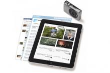 New iPad app mines Web links for 'social magazine'