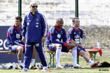 France World Cup team suspended