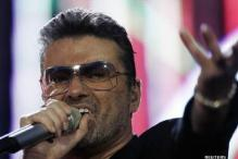 George Michael arrested after car crash