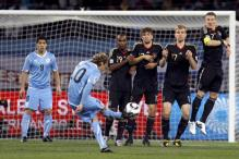 Diego Forlan: The winner of WC Golden Ball