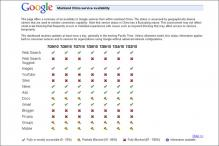 Google says China search block may be a tech glitch