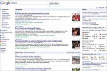 Google News now with a personal touch