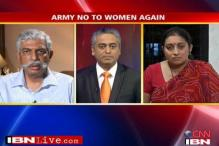 Why is Army shying away from women officers?