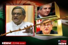 No gain from Krishna-Qureshi talks
