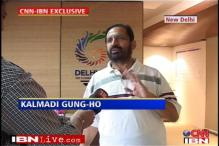 Big names pull out won't affect CWG: Kalmadi