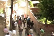 Separatist leaders behind Kashmir violence