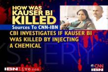 CBI probing Shah's role in Kausar Bi's murder