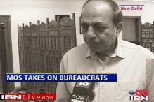 Trivedi flays bureaucracy, calls it inefficient