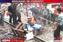 Students run amok after fight over train seats