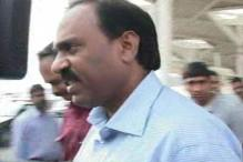 Reddy hits back, calls Congress 'king of scam'