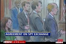 Cold War relived: Russia, US swap spies