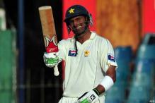 2nd Test: Shoaib Malik to replace Afridi