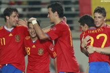 Spain's style is out of reach: Van Nistelrooy