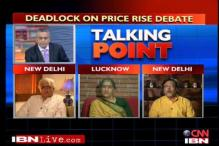 Is UPA govt scared of a debate on price rise?