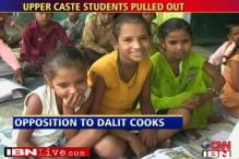 Dalit cooks in UP schools, upper castes protest