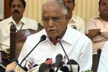 Yeddyurappa in Delhi to end crisis at home