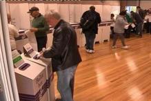 General elections open in Australia