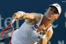 Dementieva bows out of Cincinnati Open