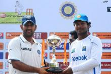 Laxman is really very very special: Dhoni