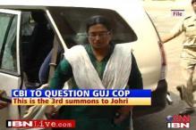 Sohrabuddin case: CBI to grill Geetha Johri