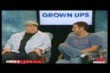 Growing up with Adam Sandler and Kevin James