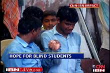 Govt promises help to evicted blind students