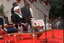 Jagdish S Khehar sworn in as new K'taka CJ