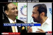 Kalmadi under fire, CWG 'corruption' to be probed