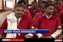 CWG: Delhi porters learn to speak in English