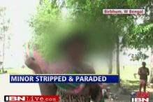 Molested teenager paraded naked in Bengal