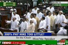 Our MPs earn 13 times less than US lawmakers