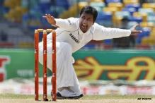 Ojha relishes bounce and turn of pitch
