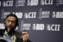 Pachauri to stay despite IPCC report row