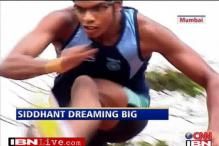 Siddhant vows to win CWG glory for India