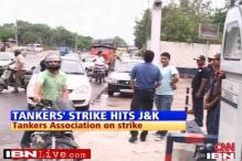 Fuel crisis in J-K as tankers strike